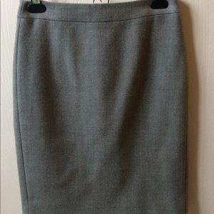 Banana Republic No. 2 pencil skirt